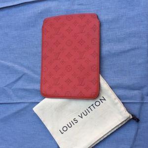 Louis Vuitton Mahina Corall iPad Air Sleeve Case